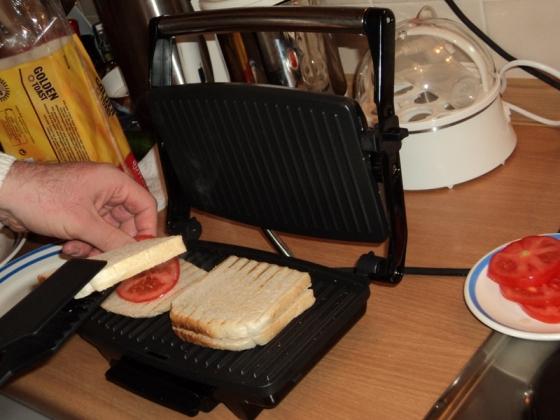 Yuk Buat Hamburger sendiri  :)