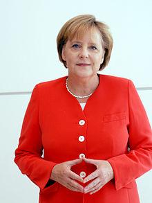 Angela Merkel, kanselir Jerman kedelapan (hingga saat ini 2012) (Foto: de