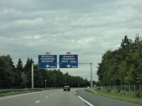 Arah Strasbourg