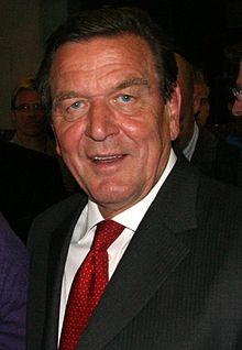 Gerhard Schroeder, kanselir Jerman ketujuh  (Foto: de