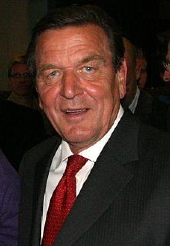 Gerhard Schroeder, kanselir Jerman ketujuh