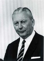 Kurt Georg Kiesinger, kanselir Jerman ketiga (Foto: id