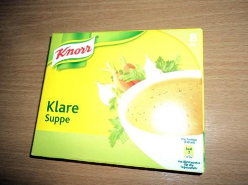 untuk Kaldu saya gunakan bumbu sup