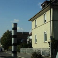 Kamera Pengintai di Jalan di Jerman