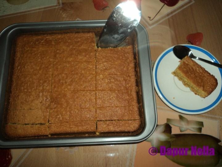 Bolu Wortel Carrot Cake Juni 2012