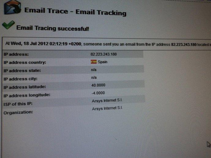 Hati-hati Email Penipuan Mengatasnamakan Bank Ternama. Coba Tracking email si pengirim