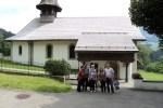 Foto Bersama di depan Gereja di Schangnau
