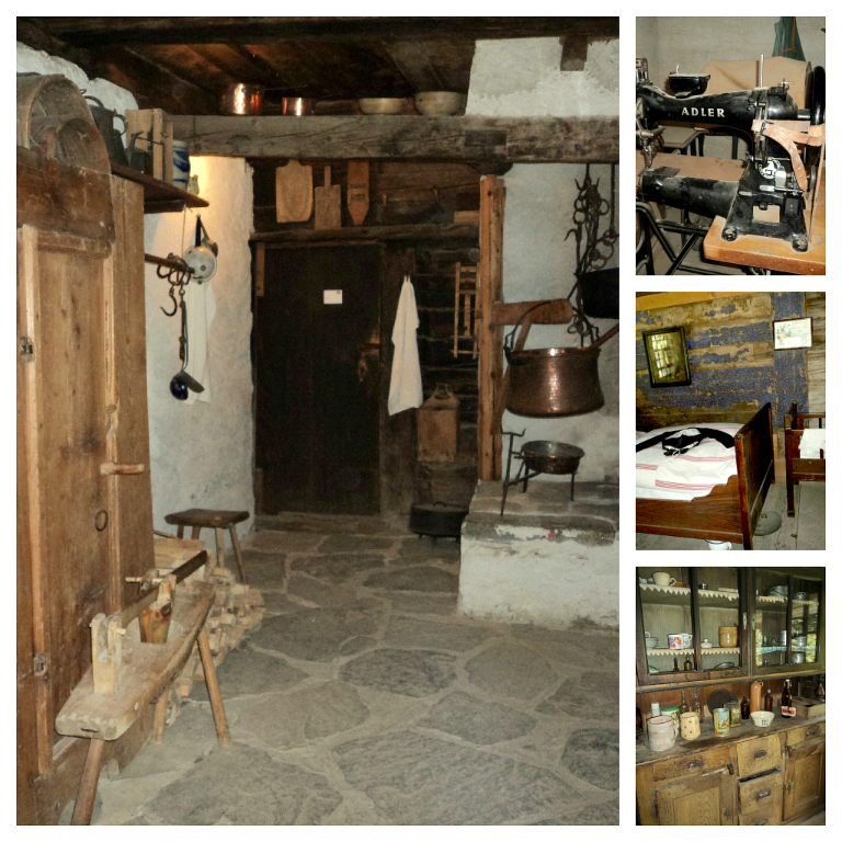 Open-air museum Ballenberg di Brienz Swiss