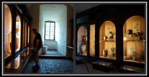 Ruang 5. Koleksi obat-obatan (abad  17-21). Museum Farmasi Jerman