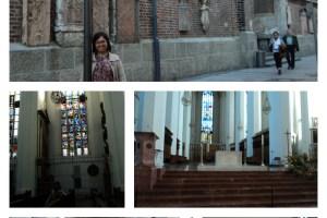 Mengunjungi Gereja Church of Our Lady (Frauenkirche)