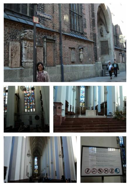 Mengunjungi Gereja Church of Our Lady (Frauenkirche) (Foto: dok. pribadi)