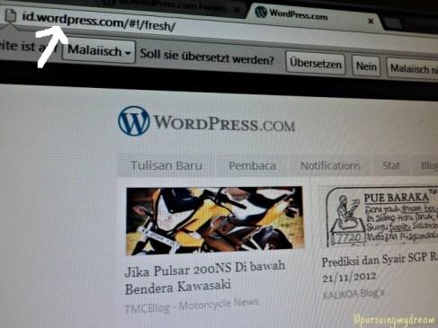 Blogwalking ke Daftar Tulisan Teratas di WP Indonesia