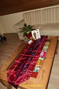 Akhirnya Meja di Ruang Tamu Rapih juga