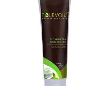 Pourvous Body Butter Tea