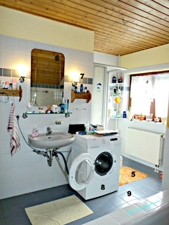 Tipikal kamar mandi di Jerman
