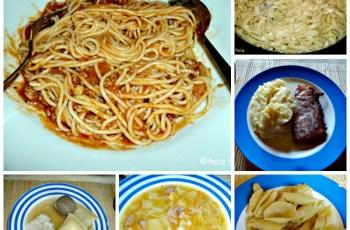 Menu Masakanku ketika Musim Panas