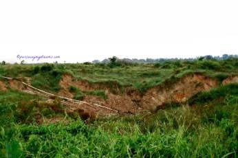 Lokasi Penambangan Intan dan emas di Banjarmasin.