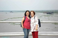 Latar Belakang sungai Barito