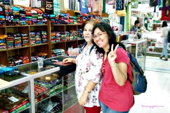 Belanja belanji di Martapura Banjarmasin