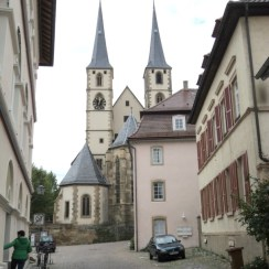 Town Church in Bad Wimpfen, Germany