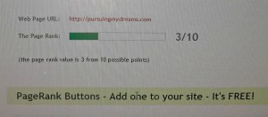 07.12.2013 Akhirnya dapat rangking juga blog saya. Kaget pas tahu dapat PR 3 langsung setinggi itu padahal domain baru sejak Feb 2013