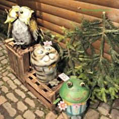 Tong Sampah yang Unik Handmade juga nih