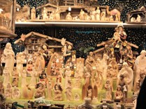 Aneka Pajangan Bertemakan Natal. Pasar Natal 2013 di Bad Wimpfen