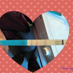 6 November 2013 Tes hasilnya kali ini Dua Garisnya berarti hamilll dongg yaa
