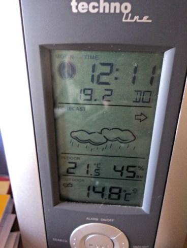 Semangat Musim Semi Update kebunku. Suhunya sudah hangatt padahal belum masuk musim semi loh. Jam 12 siang suhunya 14,8 derajat C