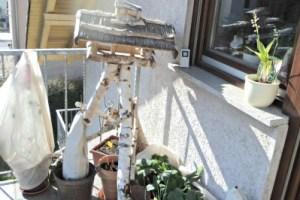 Balkon Belakang