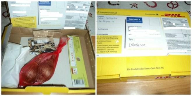 Paketnya Hilya