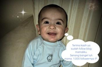 Senyum Benjamin jagoanku
