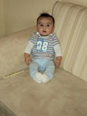 Benjamin 3 bulan 3 minggu 5 hari