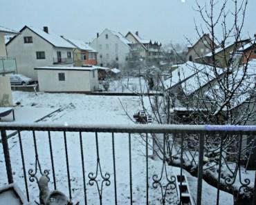 Horeeee salju tebal banget akhirnya datang