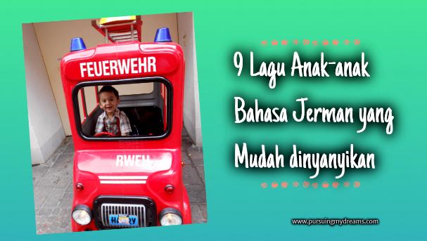 9 Lagu Anak-anak Bahasa Jerman