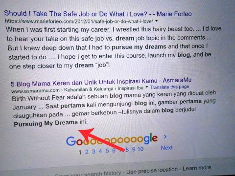 blog mama keren