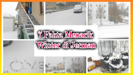 7 Fakta Menarik Winter di Jerman