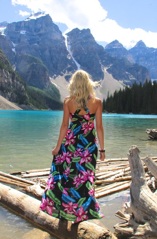 Lake Moraine travel blog