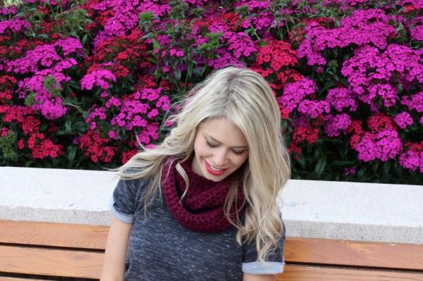 etsy cowl scarf