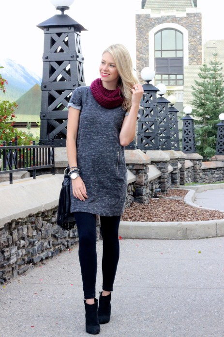 fall capsule wardrobe outfit