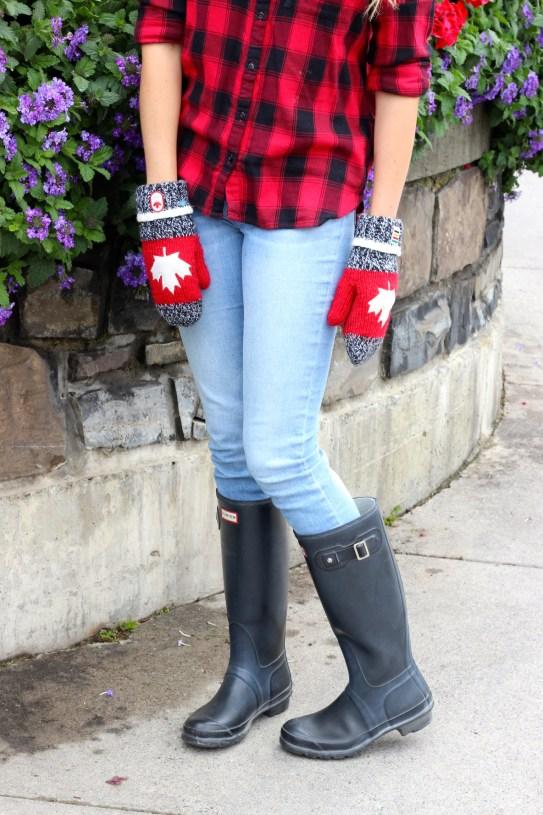Canadian wardrobe staples