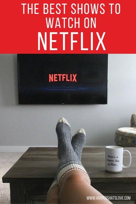 Best Shows to Watch on Netflix