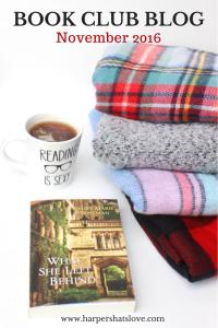 Blog Book Club November Read