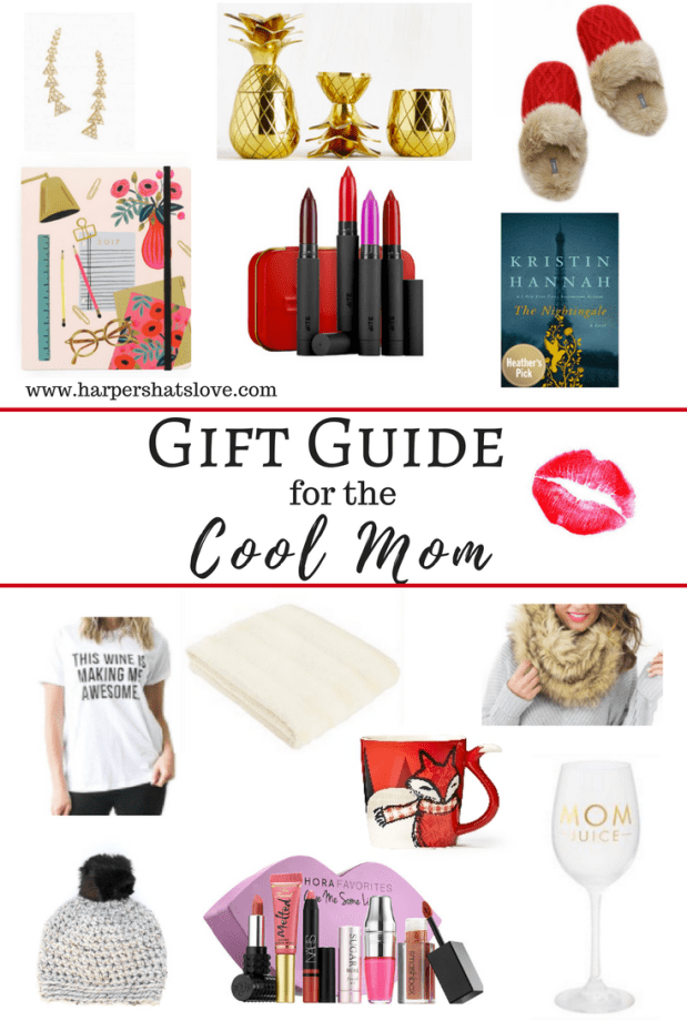 Gift Guide for the Cool Mom