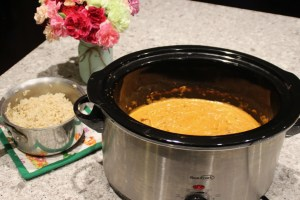 Butter chicken meal recipe for the whole family