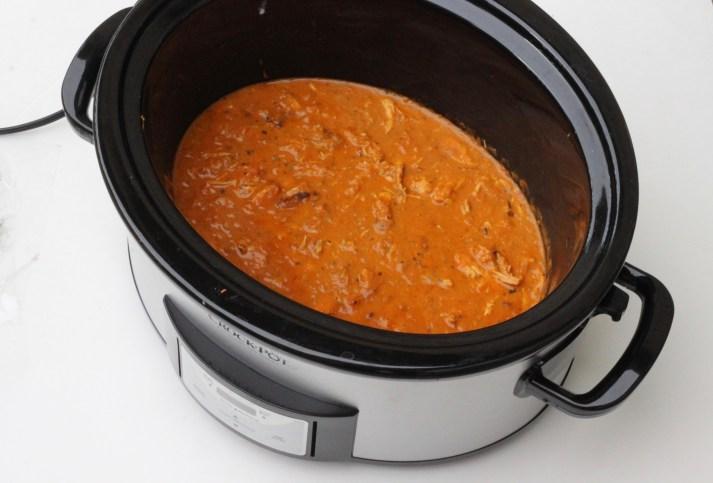 Butter Chicken Crock Pot Recipe