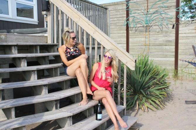Port Stanley Girls Weekend - dinner, shopping, coffee, beach