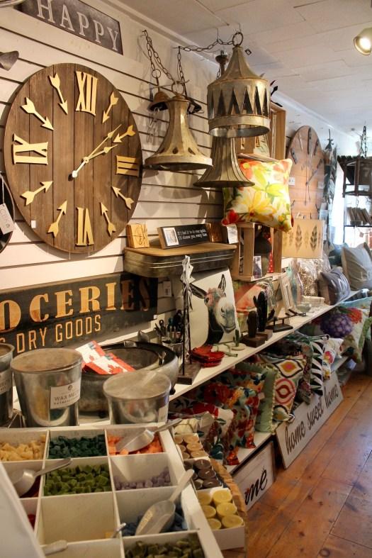 James Street Decor, Port Stanley shopping