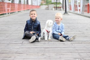 Back-to-school style for boys - outfit ideas for fall