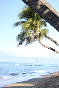 Ka'anapali Beach photograph - instagrammable maui, hawaii